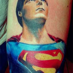 Tattoos & Quadrinhos? #Superman