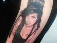Tattoos para Amy Winehouse