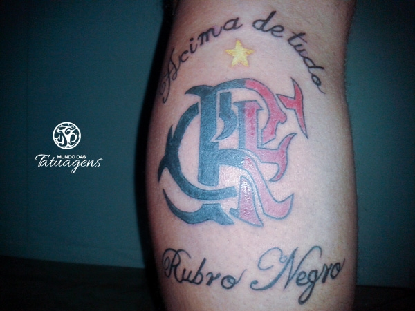Tattoo do Flamengo