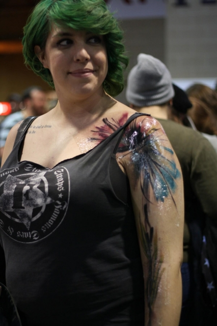 Philadelphia Tattoo Arts Convention 2015 - Foto #8362 - Mundo das ...